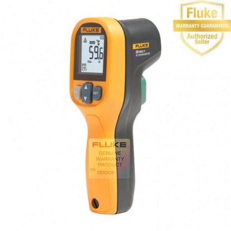 Dụng cụ đo nhiệt độ bằng tia hồng ngoại Fluke 59MAX+